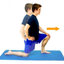 hip flexor stretch